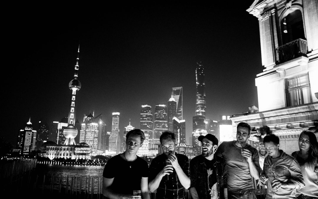 Back from Shanghai